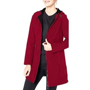 CALVIN KLEIN Red Coat